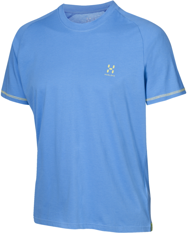 Haglofs Apex Tee Gale Blue-30