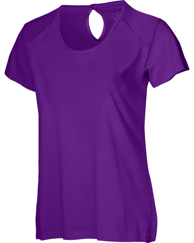 Haglofs Apex Q Tee Imperial Purple-30