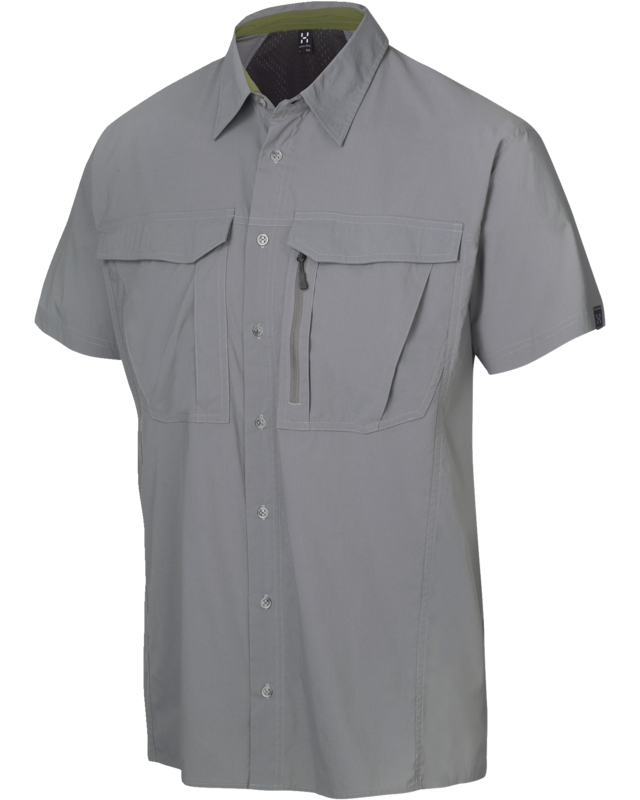 Haglofs Salo II SS Shirt Granite-30