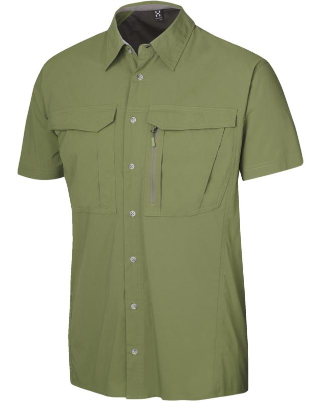 Haglofs Salo II SS Shirt Juniper-30