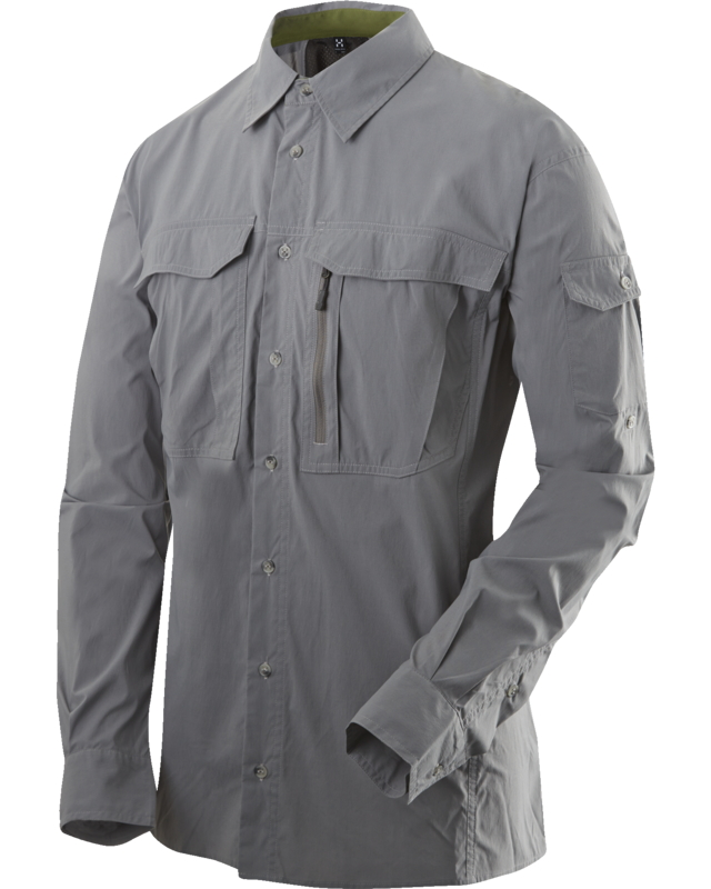 Haglofs Salo II LS Shirt Granite-30