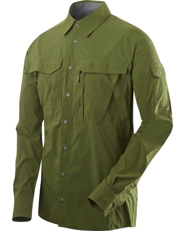 Haglofs Salo II LS Shirt Juniper-30