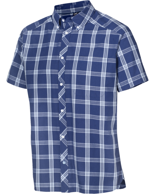Haglofs Zuma SS Shirt Hurricane Blue-30