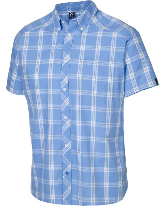 Haglofs Zuma SS Shirt Aero Blue-30