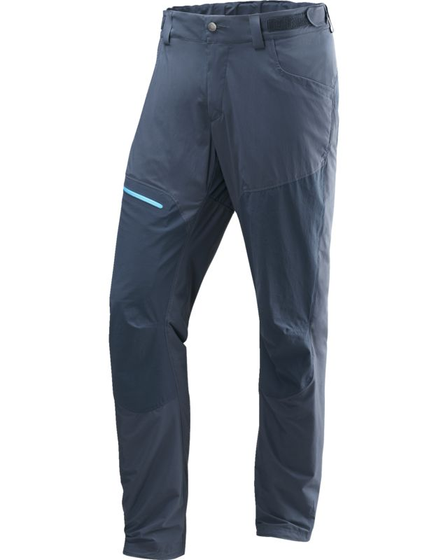 Haglofs Lite Hybrid Pant Men Deep Blue-30