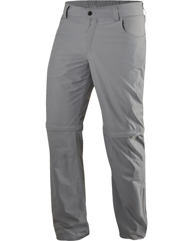 Haglofs Lite Zip Off Pant Granite-30