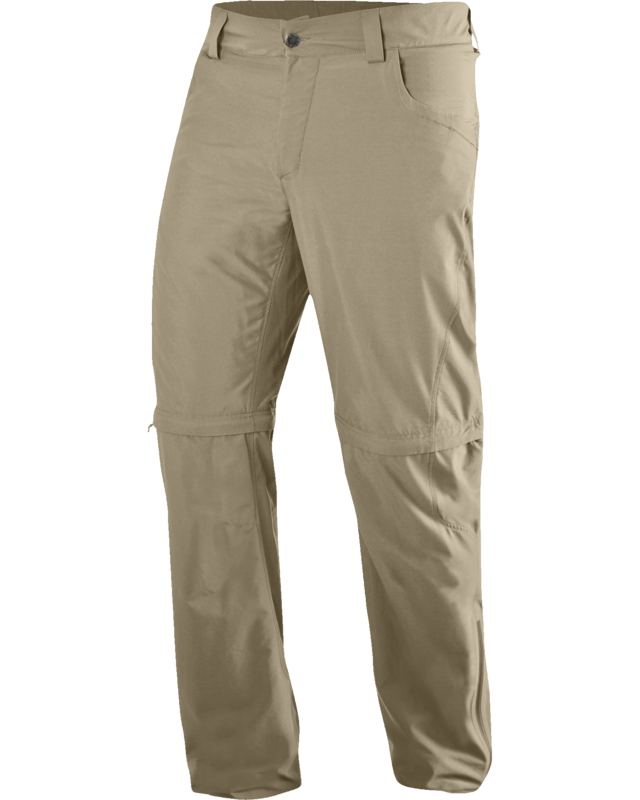 Haglofs Lite Zip Off Pant Men Dune Short-30