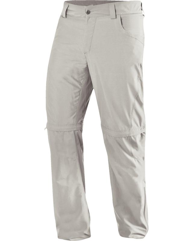 Haglofs Lite Zip Off Pant Limestone-30