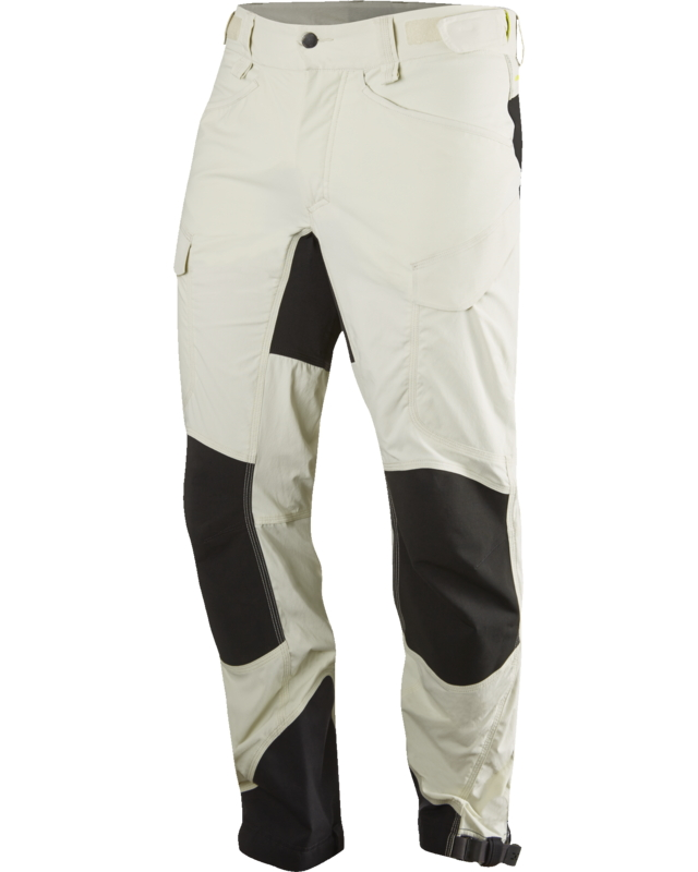 Haglofs Rugged Crest Pant Cream/True Black-30