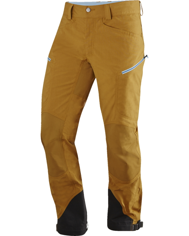 Haglofs Rugged Trail Pant Men Lion Gold Short-30