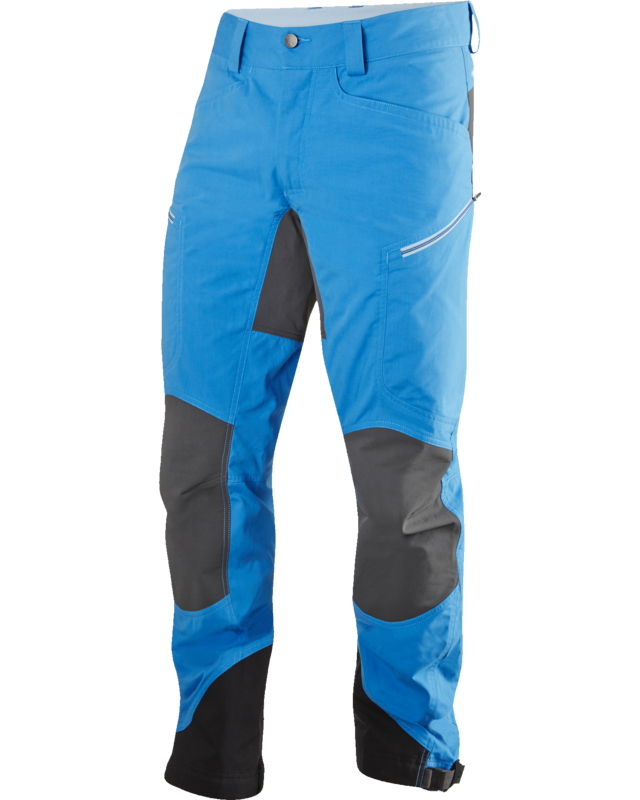 Haglofs Rugged Trail Pant Gale Blue/Magnetite-30