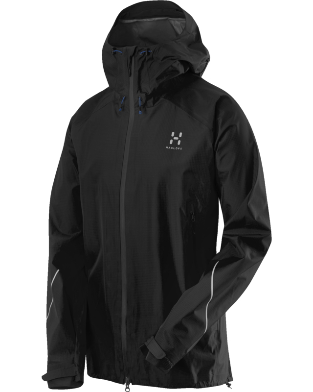 Haglofs L.I.M Active Jacket True Black-30