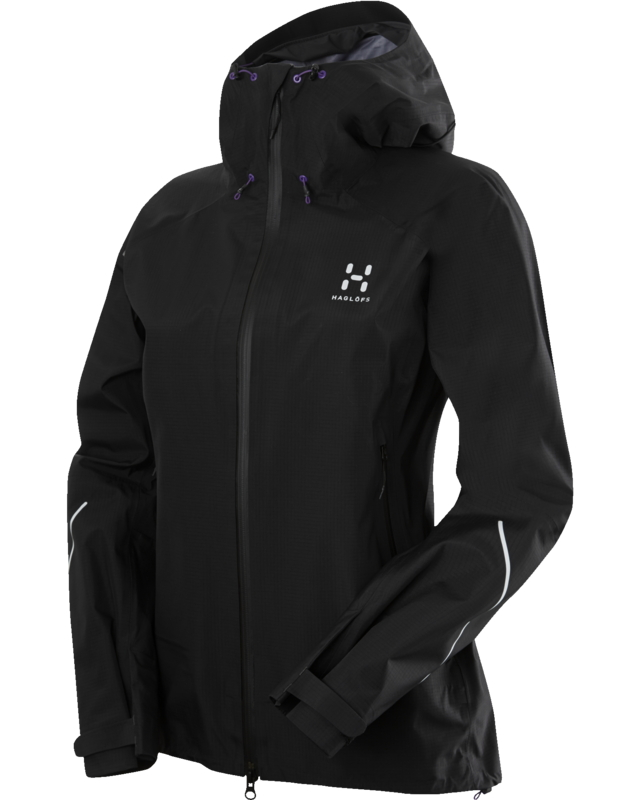 Haglofs L.I.M Q Active Jacket True Black-30