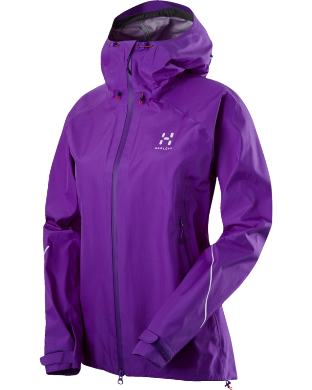 Haglofs L.I.M Q Active Jacket Imperial Purple-30
