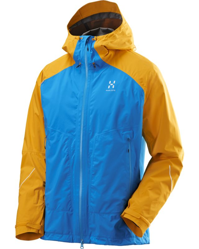 Haglofs L.I.M Versa Jacket Men Gale Blue/Sun-30