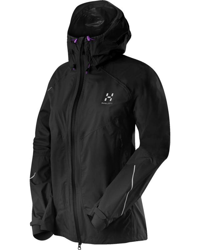Haglofs L.I.M Q Versa Jacket True Black-30
