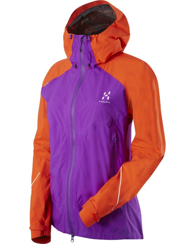 Haglofs L.I.M Q Versa Jacket Imperial Purple/Dynamite-30