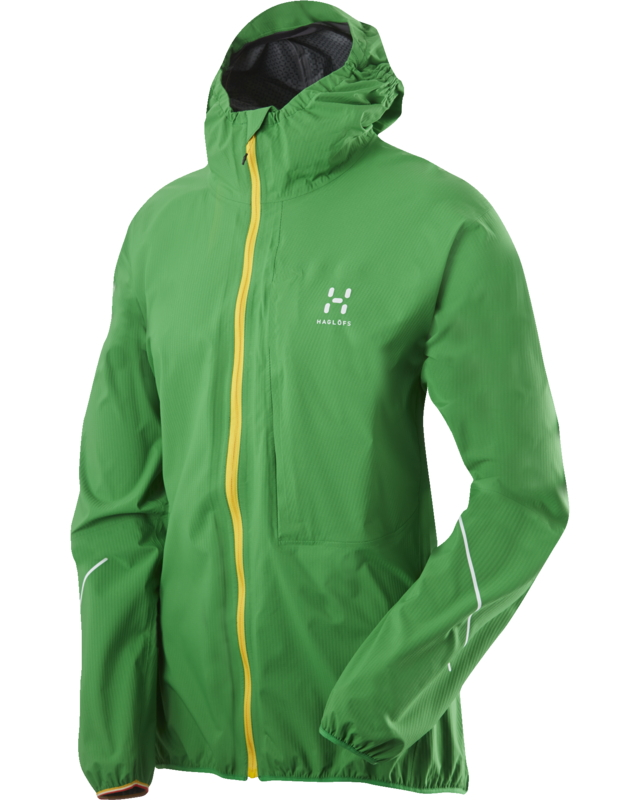 Haglofs L.I.M Proof Jacket Ginko Green-30