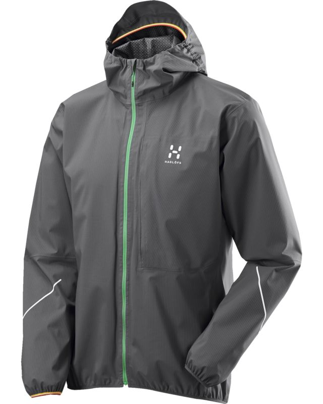 Haglofs L.I.M Proof Jacket Men Magnetite-30