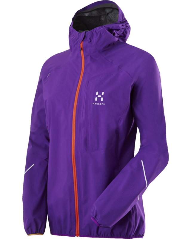 Haglofs L.I.M Proof Q Jacket Imperial Purple-30