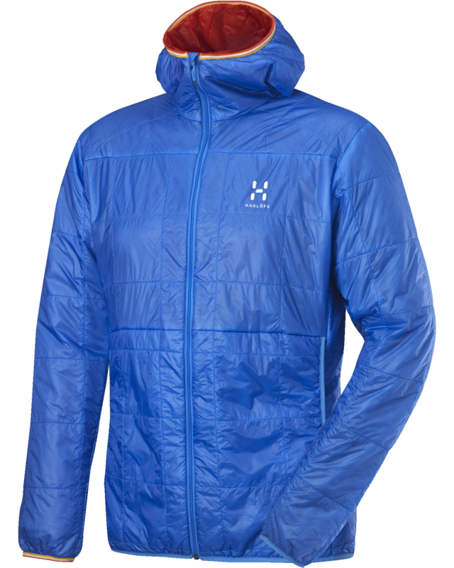 Haglofs L.I.M Barrier Pro Hood Gale Blue-30