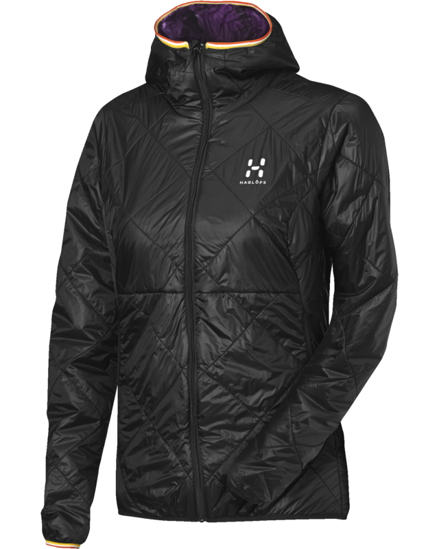Haglofs L.I.M Q Barrier Pro Hood True Black-30
