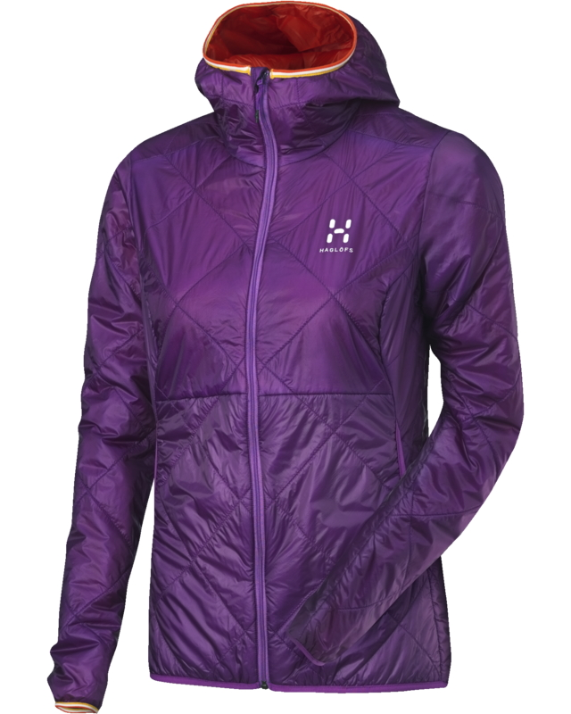 Haglofs L.I.M Q Barrier Pro Hood Imperial Purple-30