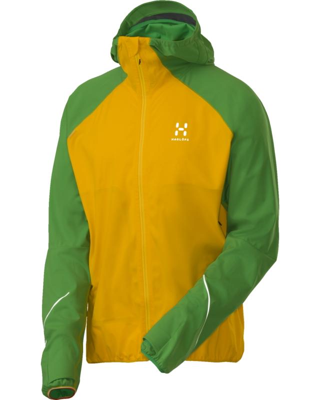 Haglofs L.I.M Flex Hood Sun/Ginko Green-30