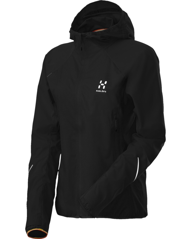 Haglofs L.I.M Q FLex Hood True Black-30