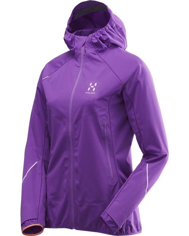 Haglofs L.I.M Flex Hood Women Imperial Purple-30