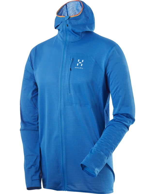 Haglofs L.I.M Power Dry Hood Gale Blue-30