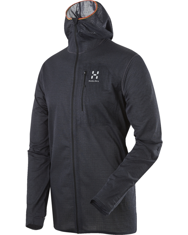Haglofs L.I.M Power Dry Hood True Black-30
