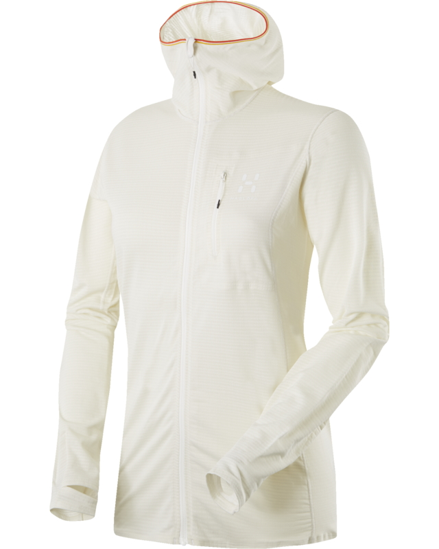 Haglofs L.I.M Q Power Dry Hood Softwhite-30