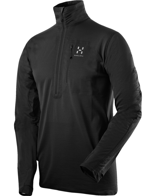 Haglofs L.I.M Power Dry Top True Black-30
