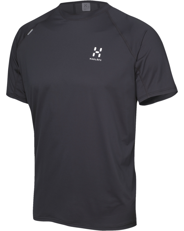 Haglofs L.I.M Tee True Black-30