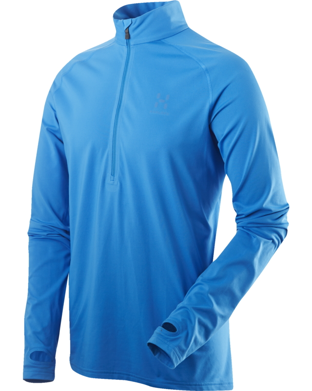 Haglofs Intense Zip Top Gale Blue-30
