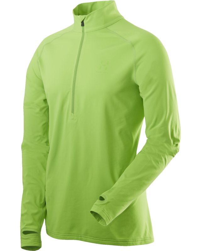 Haglofs Intense Zip Top Mantis-30