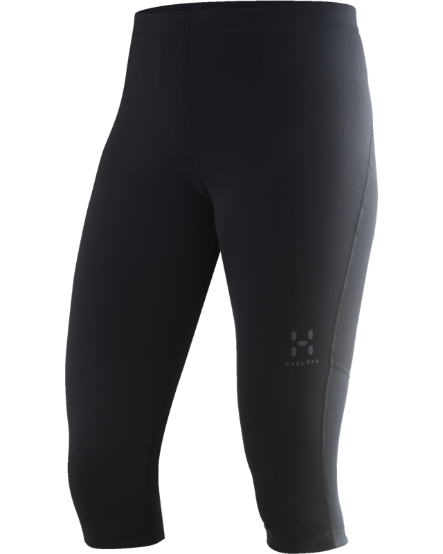 Haglofs Intense Q Knee Tights True Black-30
