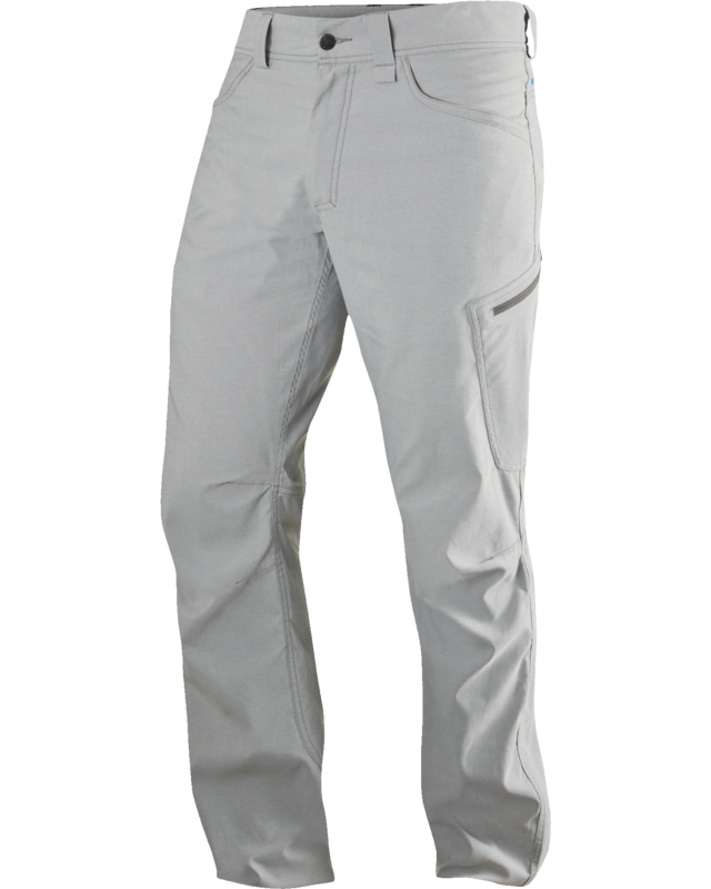 Haglofs Mid II Fjell Pant Men Granite Oxford Short-30