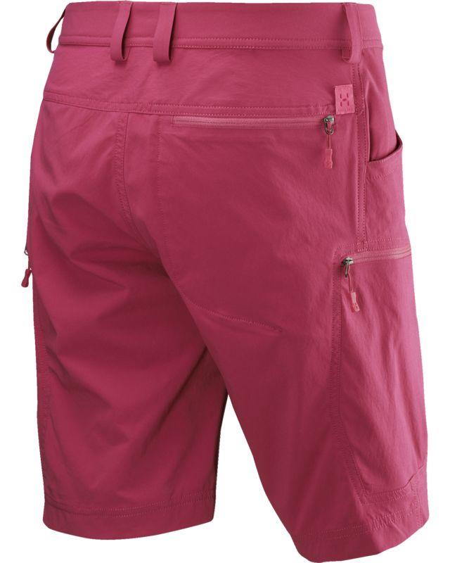 Haglofs Mid Fjell Shorts Women Volcanic Pink-30
