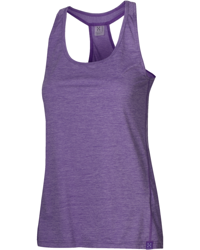 Haglofs Ridge Q Halter Neck Imperial Purple-30