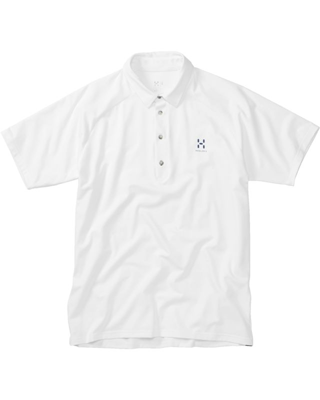 Haglofs Kipe II Polo Men Soft White-30