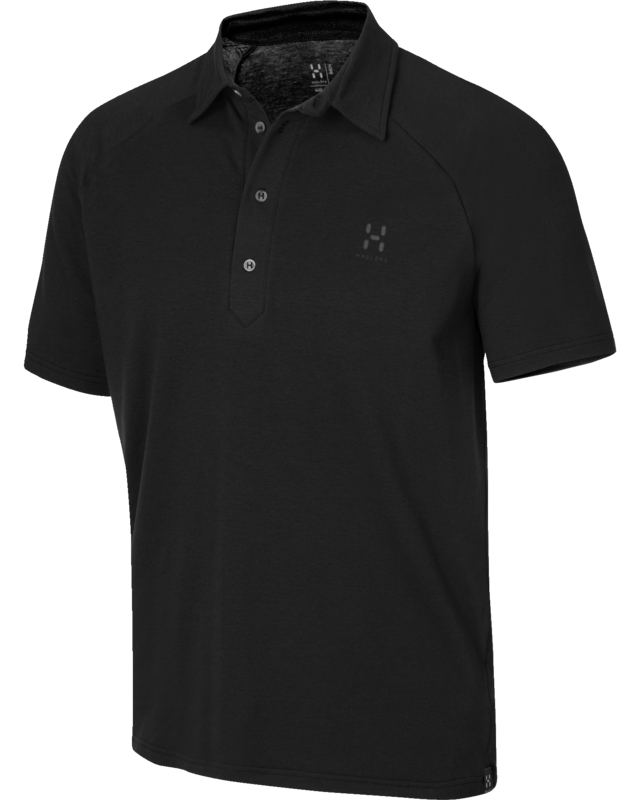 Haglofs Kipe II Polo True Black-30