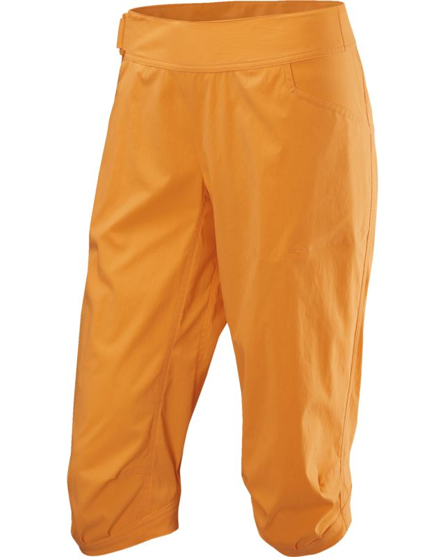 Haglofs Amfibie II Long Shorts Women Saffron-30