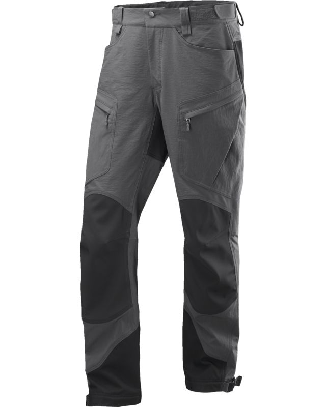 Haglofs Rugged II Mountain Pant Men Magnetite/True Black-30