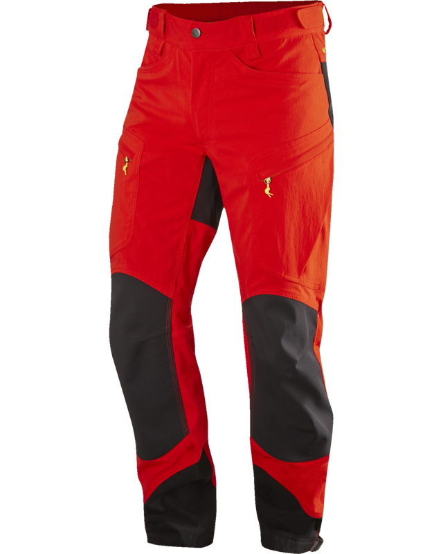 Haglofs Rugged II Mountain Pant Danger/True Black-30