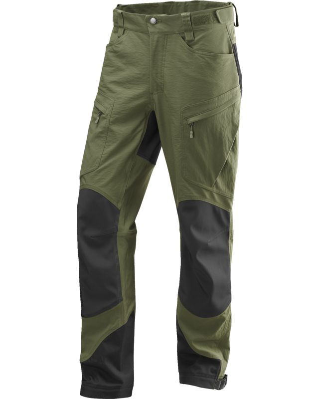 Haglofs Rugged II Mountain Pant Men Juniper/True Black S-30