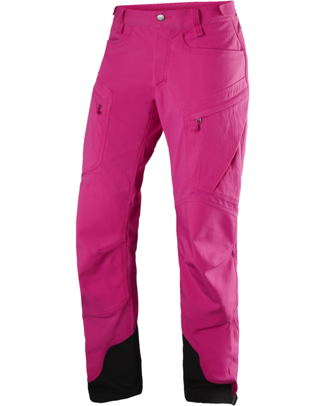 Haglofs Rugged II Mountain Q Pant Cosmic Pink-30