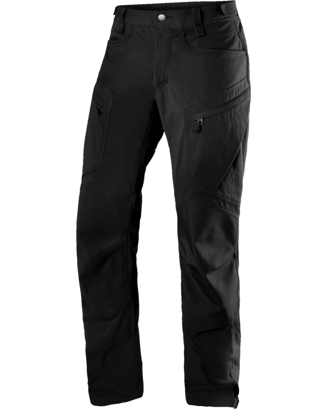 Haglofs Rugged II Mountain Q Pant True Black-30