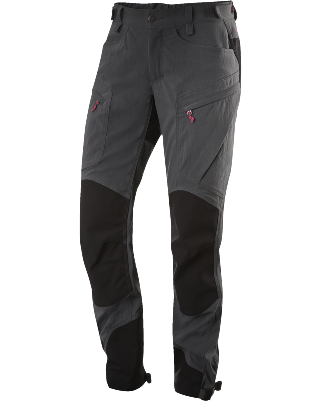 Haglofs Rugged II Mountain Q Pant Magnetite/True Black-30